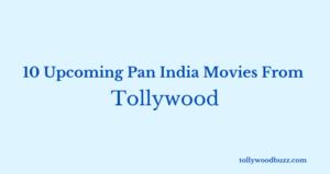 Upcoming Pan India Movies